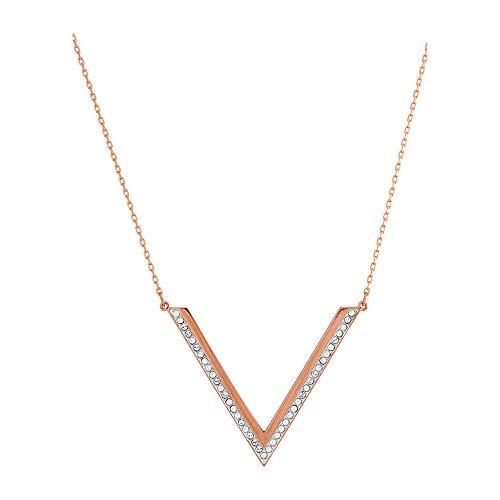 Swarovski 5140123 Delta Medium Necklace