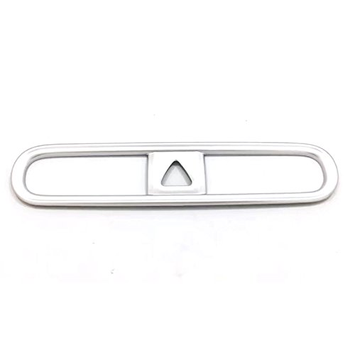 Car Inner Accessories Middle Console Air Vent Cover Trim for Hyundai Kona 2017-2019 ()