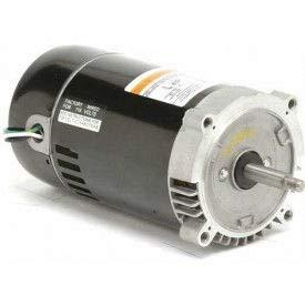(US Motors Pump, 3/4 HP, 1-Phase, 3450 RPM Motor, JJ0752-2V)