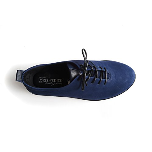 6923 Navy Size Shoes Womens 39 Arcopedico Oxfords Francesca Pq6Bdw