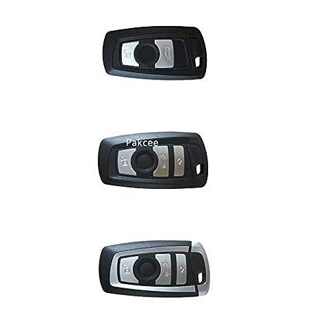 PAKCEEINC Keyless Remote Key Protection case fob Shell Cover for BMW F Series Remote Key