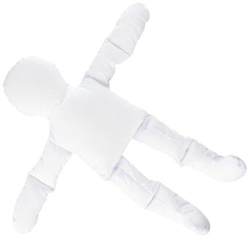 Darice 1613-31 Muslin Doll 12In -