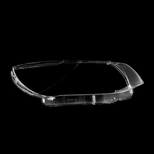 BimmerJakes 3 Series E92 Coupe / E93 Convertible 2 Door After Facelift 2009, 2010, 2011, 2012, 2013 - Headlight Lens Plastic Covers, Right (Passenger's Side) ()