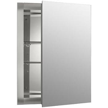 Amazon Com 20 Quot H X 16 Quot W Aluminum Single Door Cabinet