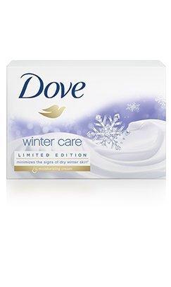 Dove Winter Care Limited Edition 6 4oz Bars (24oz)