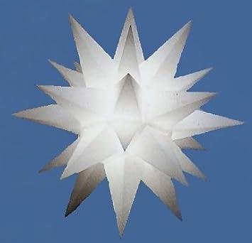 Herrnhuter Aussen sommerstern herrnhut für außen kunststoff 40 cm mit beleuchtung