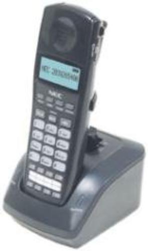 NEC NEC-730095 Dect 6.0 1-Handset 4-Line Landline Telephone (6.0 One Handset Dect)