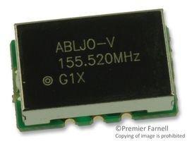 LVCMOS 55/% 3.3V 6-Pin SMT SMD Stability ABLJO-V-155.520MHZ Oscillator VCXO 155.52MHz /±25ppm