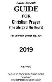 Christian Prayer: The Liturgy of the Hours: Catholic Book Publishing ...