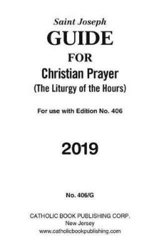 Saint Joseph Guide for Christian Prayer: The Liturgy of the Hours (2019) (48)
