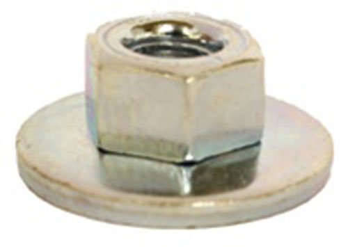 50 M6-1.0 Free Spinning Washer Nuts GM 11508275 ()
