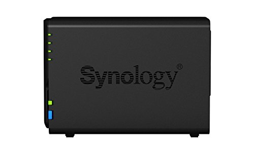 Synology DS218+ NAS DiskStation, Diskless, 2-bay; 2GB DDR3L Photo #3