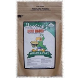 Harrison's Bird Bread Mix – Millet and Flax, My Pet Supplies