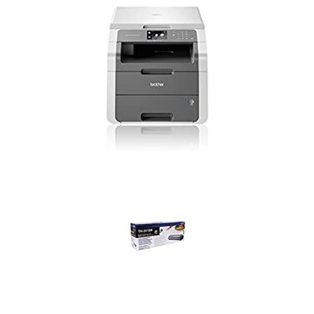 Brother DCP-9015CDW - Impresora multifunción láser color (LED ...