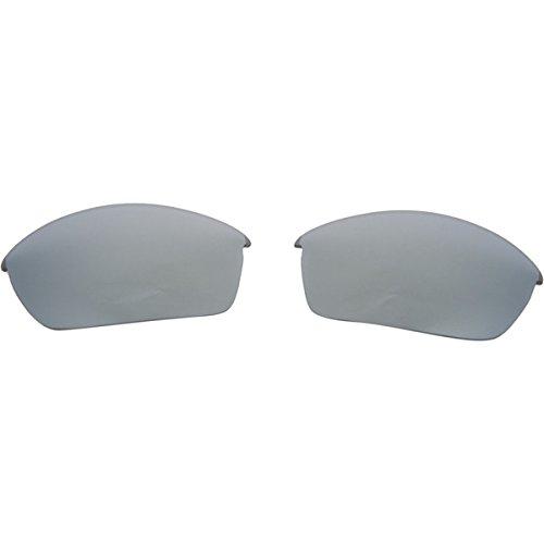Oakley Flak Jacket Replacement Lenses,Black Iridium,one size