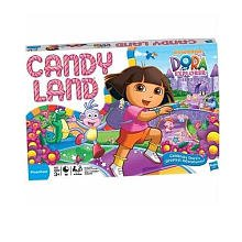 Board The Dora Game Explorer (Hasbro Candy Land Dora the Explorer Game)