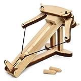 Mini Crossbow bow wooden varistor parallel imports for the desktop war