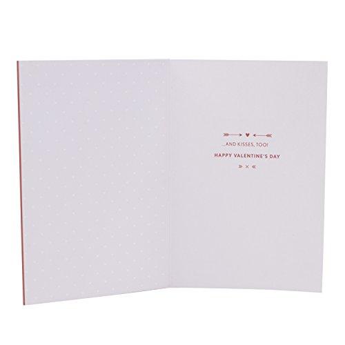 Hallmark Signature Valentine's Day Card (HUGS Fringe) Photo #2