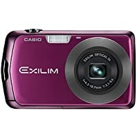 Casio Exilim EX-S7 12MP Digital Camera - PURPLE
