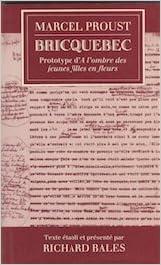 Livres google téléchargement gratuitBricquebec: Prototype d' A l'ombre des jeunes filles en fleurs by Marcel Proust (French Edition) MOBI 0198158572