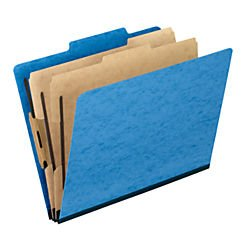 pendaflex-pressguard-classification-folders-letter-size-6-section-light-blue-10-per-box-1257lb