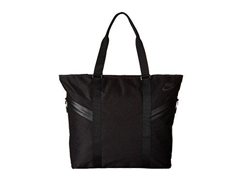 New Nike Azeda Premium Tote Bag Black/Black/Black by NIKE