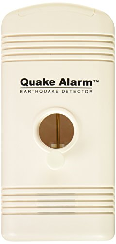 Earthquake Alarm