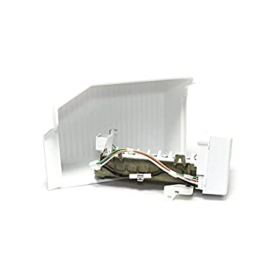 Whirlpool W10715709 Refrigerator Ice Maker Kit Genuine Original Equipment Manufacturer (OEM) Part for Whirlpool, Maytag, Kenmore