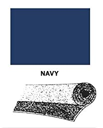 R/T Automotive Trunk Liner Carpet/Navy Blue - One Linear Yard (54\