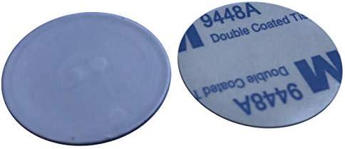 8 x Adhesivo de NFC RFID anti-metal en metal Tag Etiqueta MIFARE ...