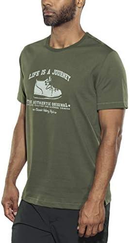 High Colorado Garda de 2 m – Camiseta Men, primavera/verano, color verde oliva, tamaño large: Amazon.es: Deportes y aire libre