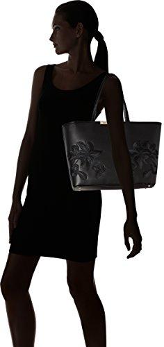 GUESS Hwve6693230 - Bolsos de mano Mujer Negro (Nero)