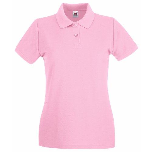 T-shirt à manches courtes Fruit Of The Loom pour femme (M) (Rose clair)