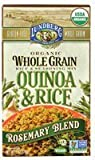 LUNDBERG RICE BRWN QUINOA RSMARY, 6 OZ pack of 6
