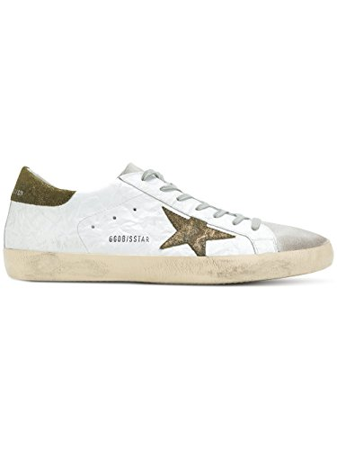 Uomini Doca Doro G32ms590e52 Sneakers In Pelle Bianca