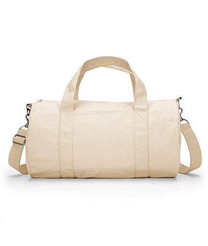 Liberty Bags 3301 GrantCotton Canvas Duffel Bag Natural Os by Liberty Bags (Image #1)
