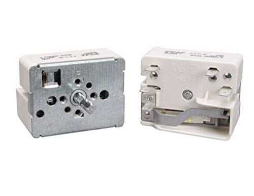Surface Unit Switch for Whirlpool 3148954 AH336989 EA336989 ()