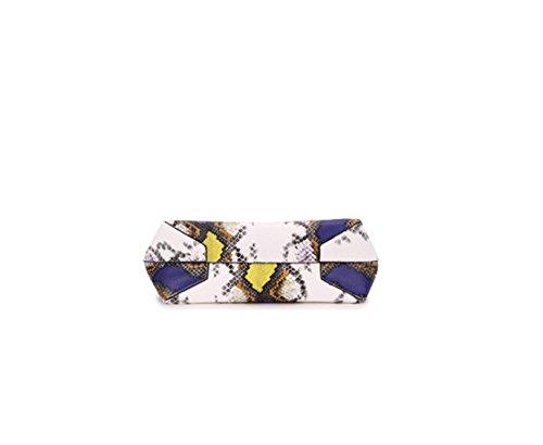 Gwqgz la bandoulière Sac Gris mode Violet à à px7pwqAr