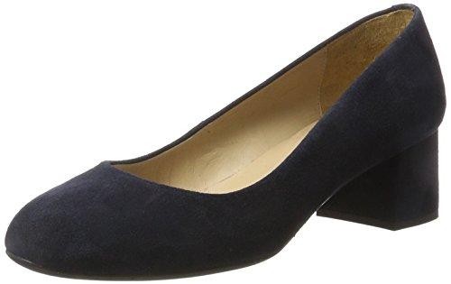 Unisa WoMen Kumer_f17_ks Closed Toe Heels, Black Blue (Baltic Baltic)