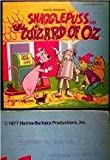 1977 Snagglepuss and the Wizard of Oz Vinyl LP Record