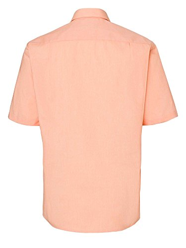 CASAMODA Herren Businesshemd 100% Baumwolle orange 40/M