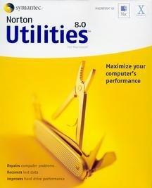 Norton Utilities 8.0 (Mac)