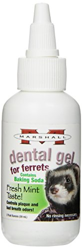 Marshall 2-Ounce Ferret Dental Gel (Ferret Care)