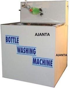Ajanta Bottle Washing Machine Lab & Life Science Aei-141 from Ajanta