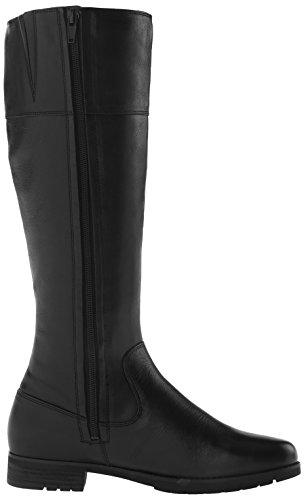 Rockport TRISTINA roseta–Botas de equitación botas de la mujer Black