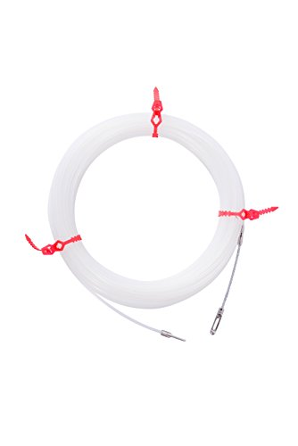 Gardner Bender JLP10 100-Feet Slipry-Snake Replacement Fish Tape, Nylo-Flex