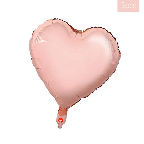 Ballons & Accessories - 12 18 Inch Rose Gold Pearl Latex Balloons Apply To Wedding Decoration Birthday Party Anniversary - Art Cake Baptism Item Birthday Toy Party Party Toy Children -