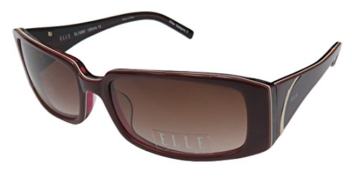 Elle 18891 Womens/Ladies Designer Full-rim Gradient Lenses Sunglasses/Sun Glasses (55-16-130, - Sunglass Elle