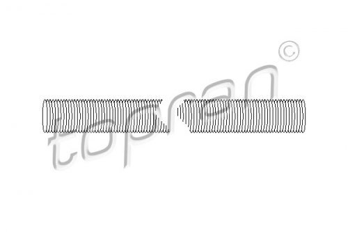 Topran 206931 Suction Hose for Air Filter: