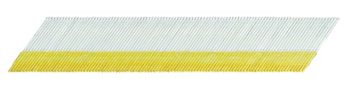 Hitachi 14318 2-1/2-Inch by 15-Gauge Galvanized Finish Nail, 3000 per Box
